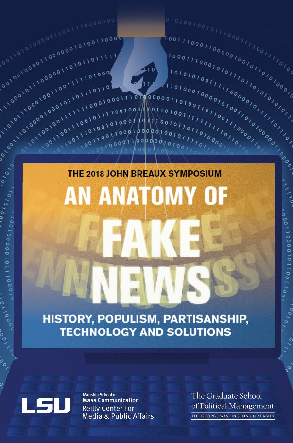 LSU Fake News Symposium Report Cover