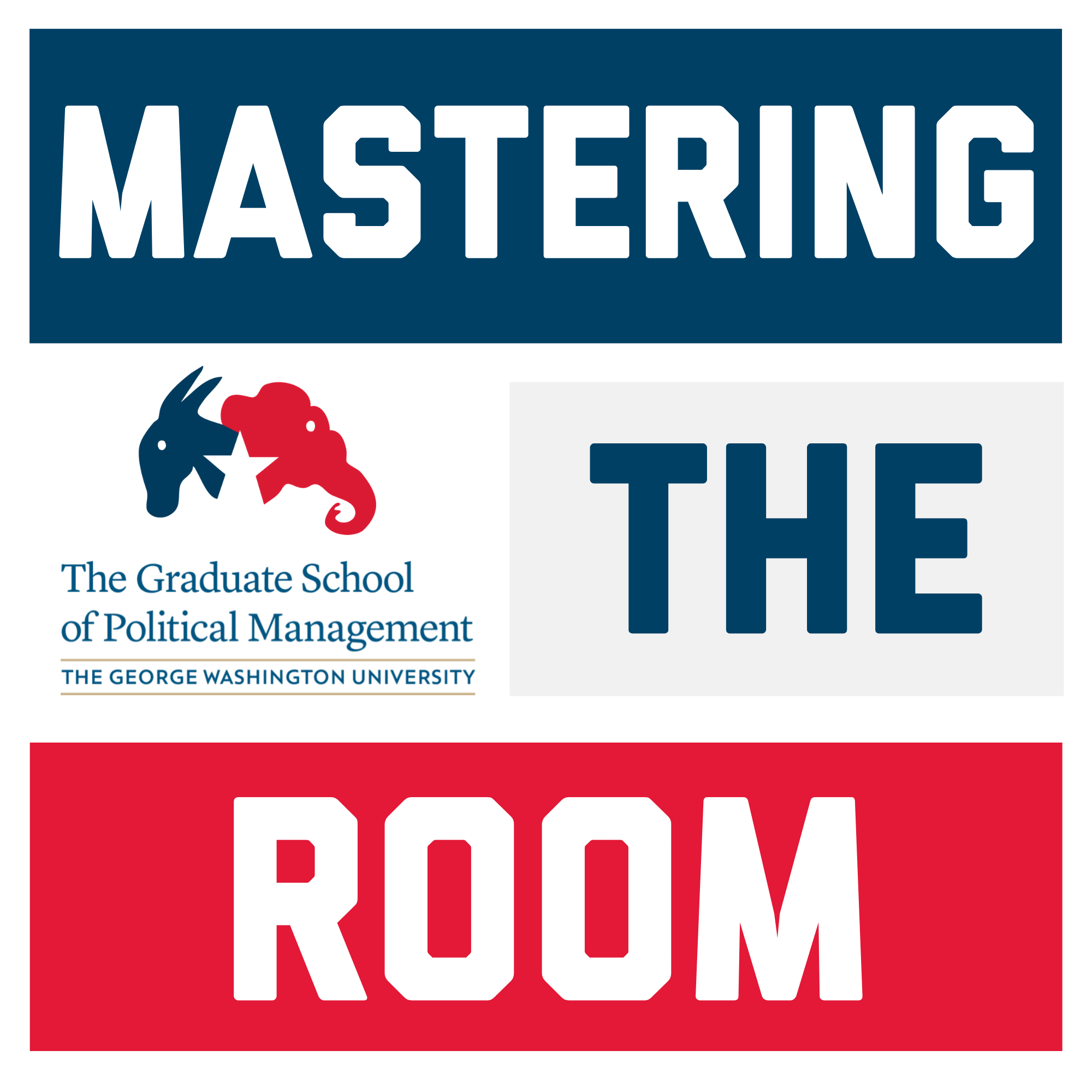 Mastering the Room logo