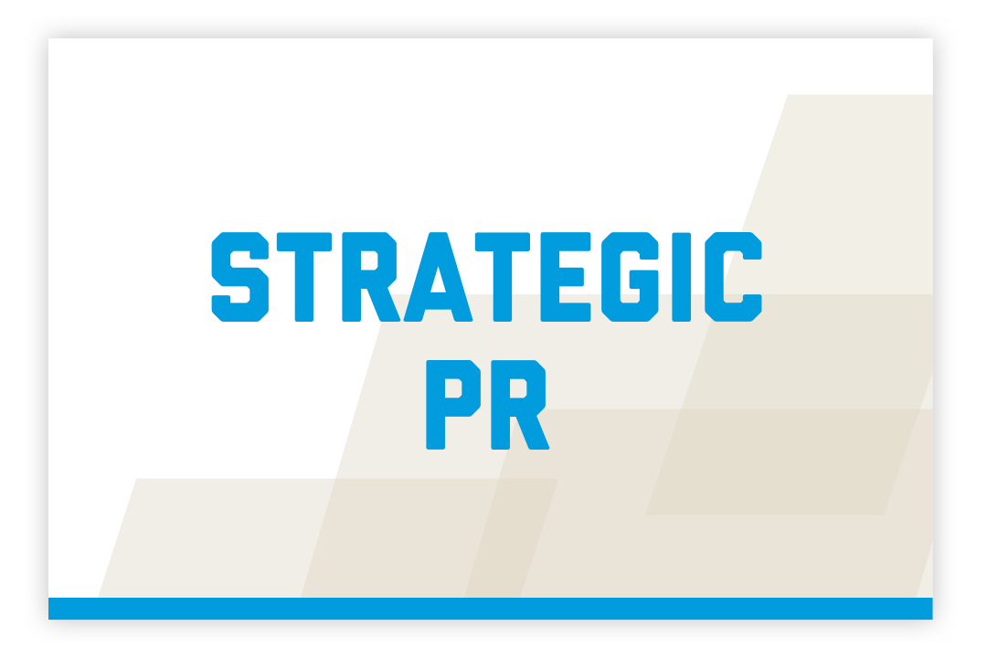 Strategic PR